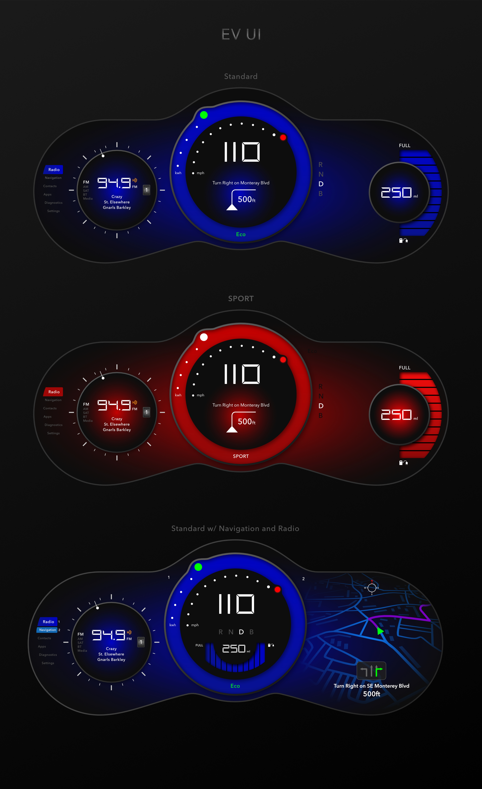 EV Interface